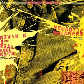 Kevin K & The Real Kool Kats / Neurotic Swingers
