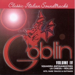 Goblin Volume IV - Hits, Rare Tracks & Outtakes