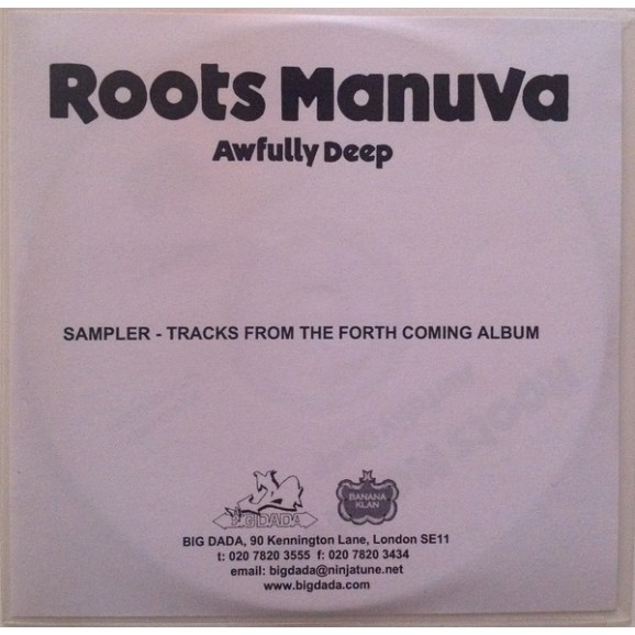 Awfully Deep Sampler (Tracks From The Forth Coming Album)
