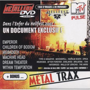 Metallian - Dans L'Enfer Du Hellfest 2007 !
