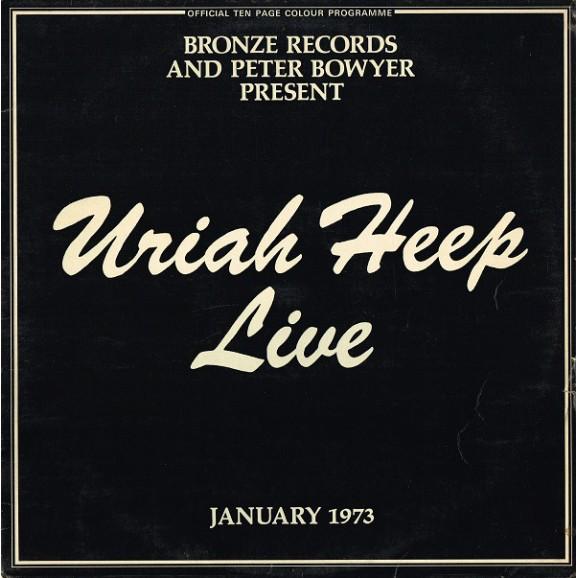 Uriah Heep Live