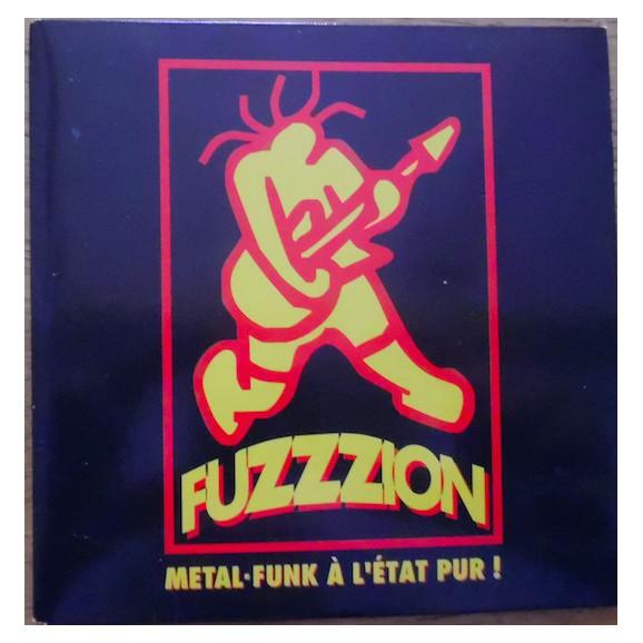 Fuzzzion Métal Funk A L'Etat Pur!