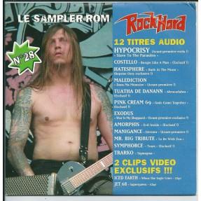 Le Sampler-Rom RockHard N°29