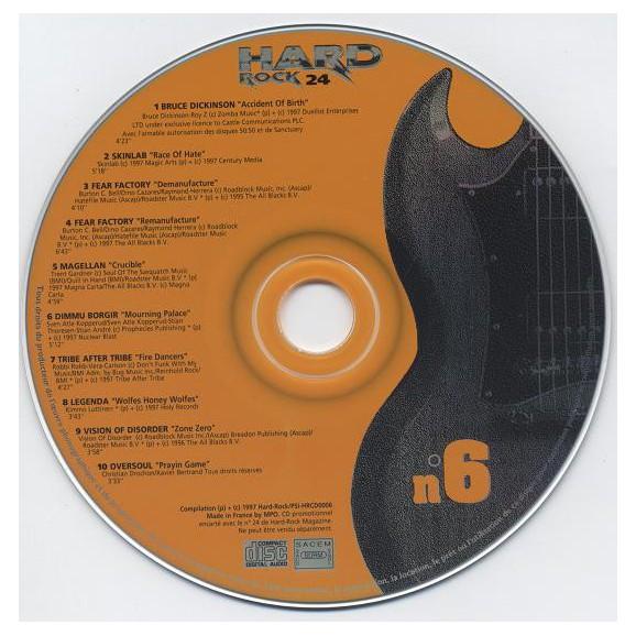 Hard Rock N°6