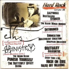 Hard Rock Sampler Vol. 08