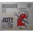 Unsigned CD - In The City Live