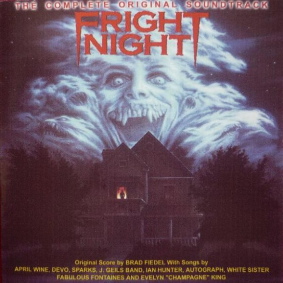 Fright Night (The Complete Original Soundtrack)