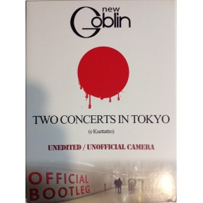 Two Concerts In Tokyo (e Kuettattro)