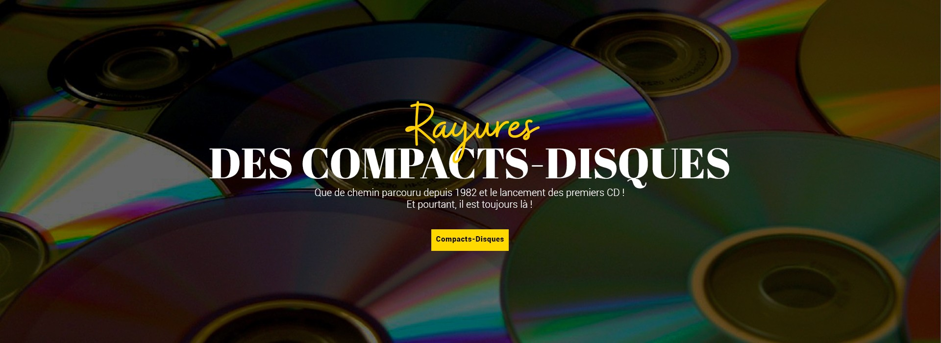compacts disques
